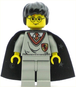 LEGO Harry Potter Minifigure Harry Potter Gryffindor