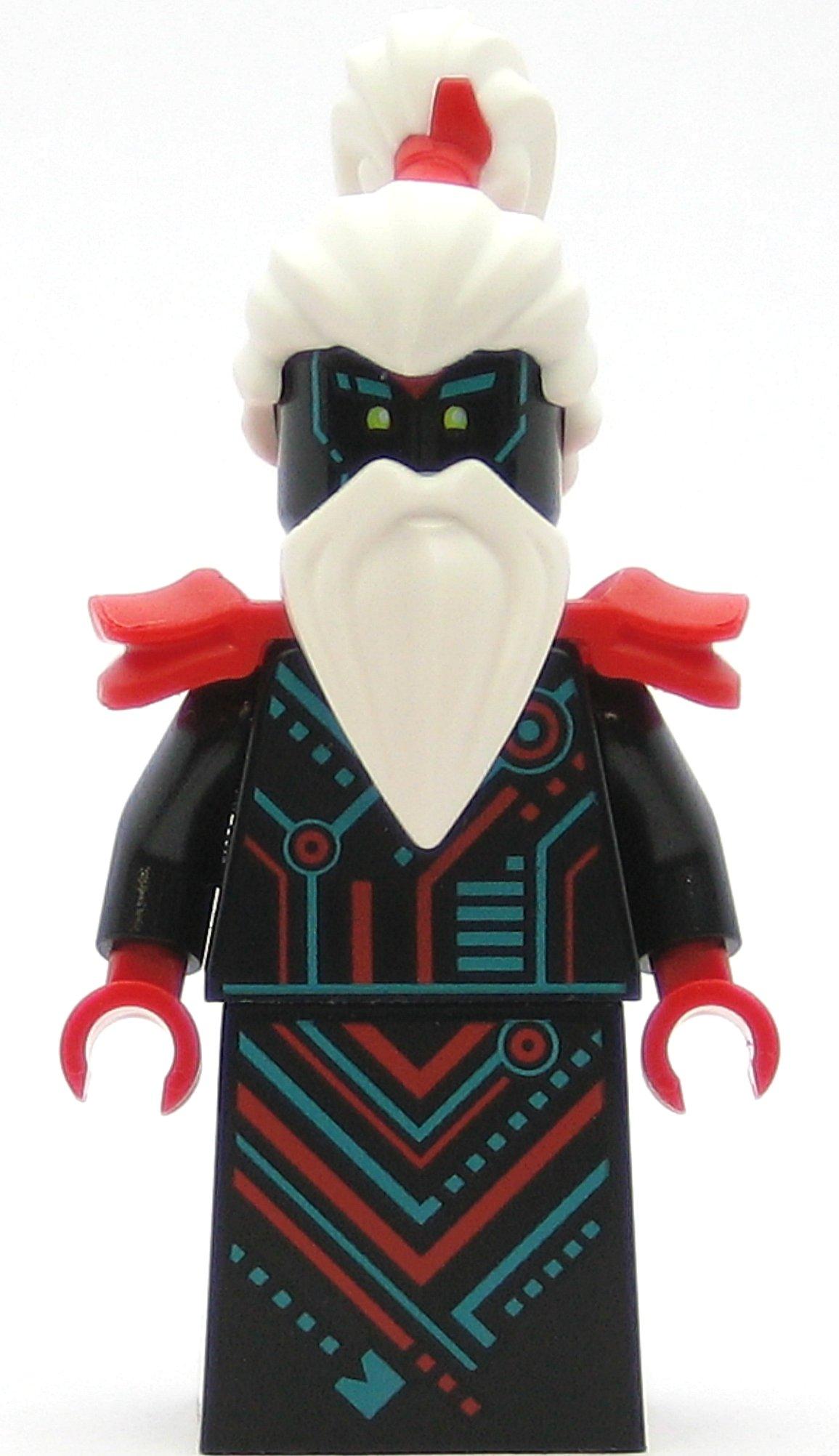 LEGO Ninjago Minifigure Unagami