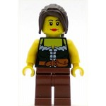 LEGO Minifigure Gold Prospector Female (9349)