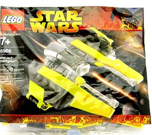 LEGO 6966 Star Wars Jedi Starfighter