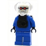 LEGO Batman Minifigure Mr. Freeze