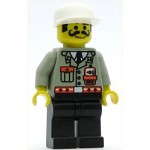 LEGO Town Minifigure Town Fire Center