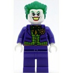 LEGO Super Heroes Minifigure The Joker Lime Vest
