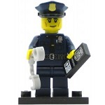 LEGO Collectible Minifigures Series 9 Policeman