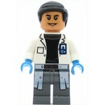 LEGO Jurassic World Minifigure Dr. Wu