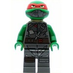 LEGO Teenage Mutant Ninja Turtles Minifigure Raphael with Armor