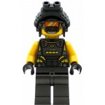 LEGO Super Heroes Minifigure AIM Agent - Night Vision Goggles
