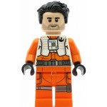 LEGO Star Wars Minifigure Poe Dameron