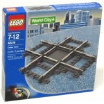 LEGO 4519 Trains Rail Crossing
