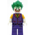 LEGO Super Heroes Minifigure The Joker Striped Vest