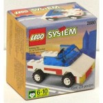 LEGO 2880 Town Open-Top Jeep