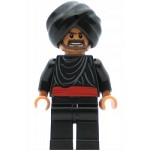 LEGO Indiana Jones Minifigure Cairo Swordsman