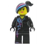 LEGO The Lego Movie Minifigure Wyldstyle with No Hood