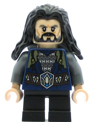 LEGO Hobbit and Lord of the Rings Minifigure Thorin Oakenshield