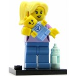 LEGO Collectible Minifigures Series 16 Babysitter