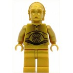 LEGO Star Wars Minifigure C-3PO Pearl Gold