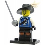 LEGO Collectible Minifigures Series 4 Musketeer
