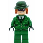 LEGO Super Heroes Minifigure The Riddler Suit and Tie (70903)