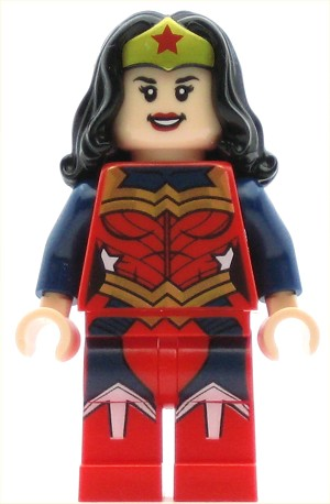 LEGO Super Heroes Minifigure Exclusive Wonder Woman