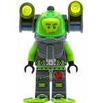 LEGO Atlantis Minifigure Diver Axel With Vertical Lights