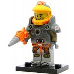 LEGO Collectible Minifigures Series 12 Space Miner