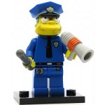 LEGO Collectible Minifigures The Simpsons Chief Wiggum