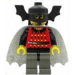 LEGO Castle Minifigure Fright Knights Bat Lord with Cape