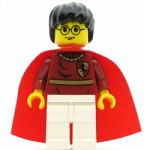LEGO Harry Potter Minifigure Dark Red Quidditch Uniform