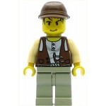 LEGO Adventurers Minifigure Mike