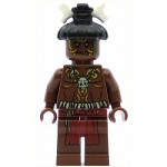 LEGO Pirates of the Caribbean Minifigure Cannibal 1