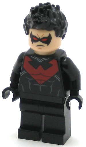 LEGO Super Heroes Minifigure Nightwing
