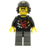 LEGO Racers Minifigure World Racers Backyard Blaster 1 Bart Blaster