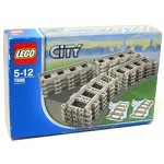 LEGO 7896 City Straight and Curved Rails