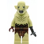 LEGO Lord of the Rings Minifigure The Hobbit and the Azog