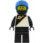 LEGO Space Minifigure Futuron Black