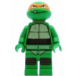 LEGO Teenage Mutant Ninja Turtles Minifigure Michelangelo