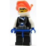 LEGO Space Minifigure Ice Planet Blonde Guy
