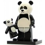 LEGO Collectible Minifigures The Movie Panda Guy