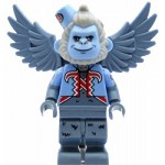 LEGO Super Heroes Minifigure Flying Monkey Evil Smile (70917)