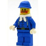 LEGO Western Minifigure Cavalry Soldier with Bandana