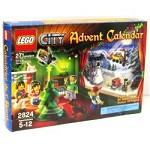 LEGO 2824 City Advent Calendar