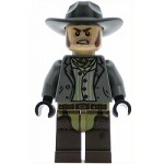 LEGO The Lone Ranger Minifigure Barret
