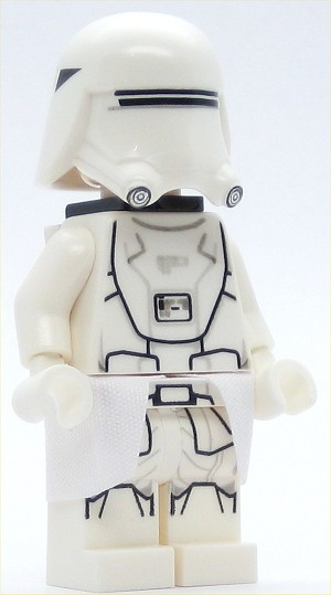 LEGO Star Wars Minifigure First Order Snowtrooper