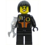 LEGO Agents Minifigure Claw-Dette