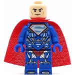 LEGO Super Heroes Minifigure Lex Luthor Superman Armor
