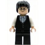 LEGO Harry Potter Minifigure Yule Ball Vest and Bow Tie