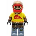 LEGO Super Heroes Minifigure Scarecrow, Pizza Delivery Outfit (70910)
