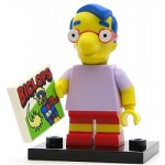 LEGO Collectible Minifigures The Simpsons Milhouse Van Houten