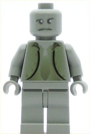 LEGO Harry Potter Minifigure Peeves