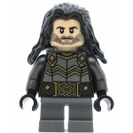 LEGO The Hobbit and the Lord of the Rings Minifigure Kili the Dwarf - Gold Buckle (79018)